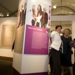 Florine Koning met Koningin Beatrix